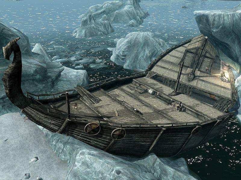 real ghost ships