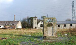 The Eerie Ghost Town of St Athan Boys' Village, South Wales