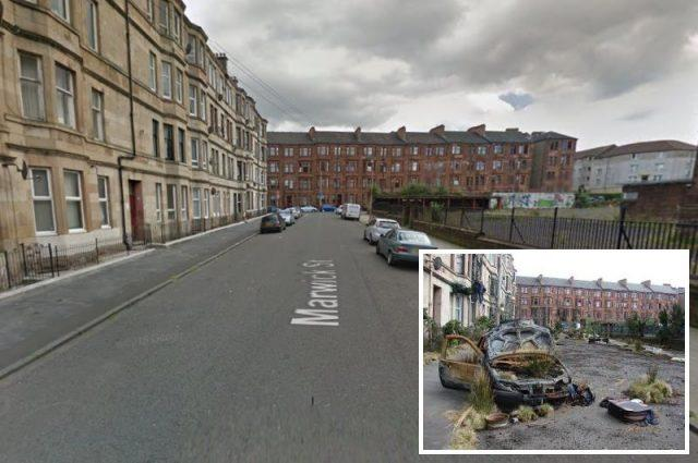 Marwick Street: A Dystopian Wasteland from the 2008 Movie Doomsday