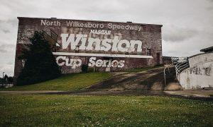 Abandoned North Wilkesboro Speedway: A Ruined Racing Circuit in North Carolina