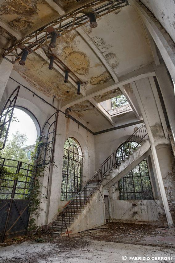 urbex photography showcasing industrial decay 8