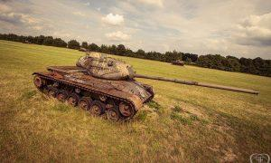 Rural Explorers Stumble Across Abandoned Tanks