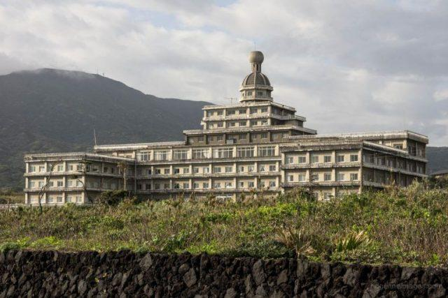 Abandoned Hachijo Royal Hotel: Japan's Lost Resort