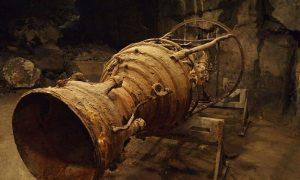 10 Abandoned Underground Factories of the Second World War
