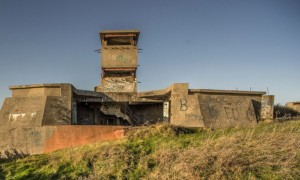 Beacon Hill Battery: Built by Henry VIII, Abandoned During the Cold War