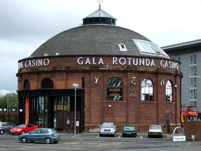 The Finnieston Tunnel's preserved North Rotunda is now a restaurant and casino