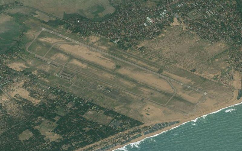 Abandoned Tuy Hoa Air Base