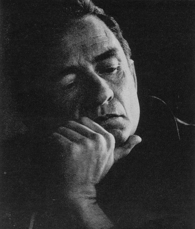 Iconic country singer Johnny Cash