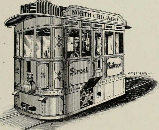 The Belgian Steam Motor, Trialled in Chicago in 1892