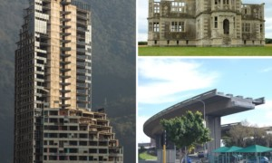 10 Unfinished Structures Around the World