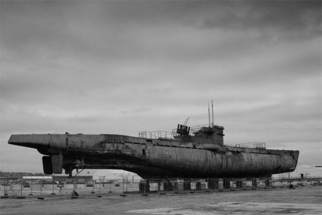 Visit: U-534: Preserved Wreck of a German WW2 Submarine
