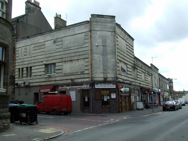 The Locarno Ballroom on Slateford Road (Edinburgh)